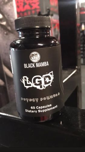 Black Mamba LGD 4033 SARM 6MG (60 Caps)